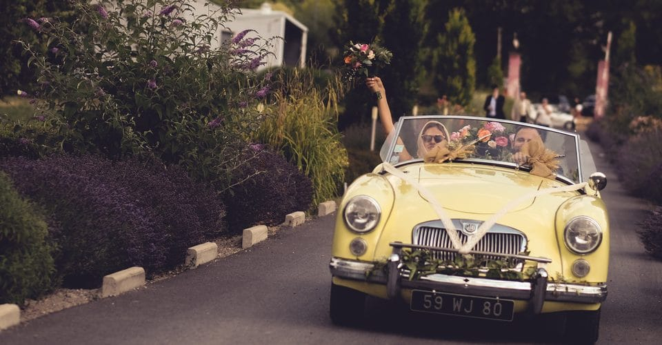 Laure & Mathias - Crazy Wedding Au Moulins