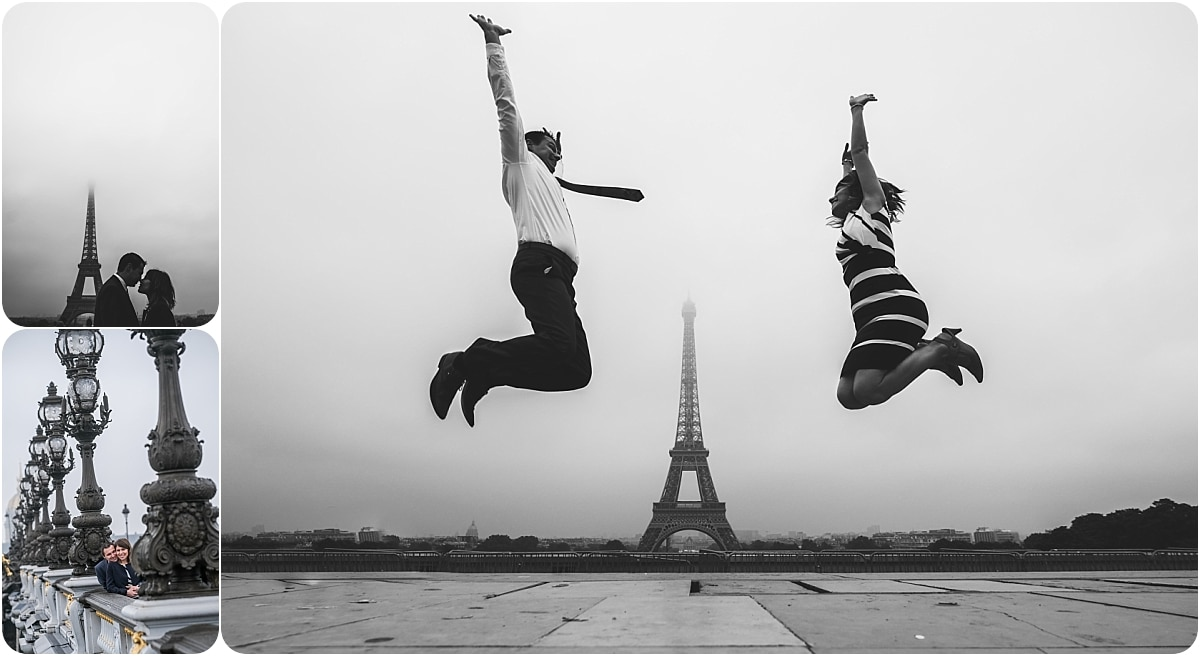 Clarisse et Sylvain - Une virée parisienne