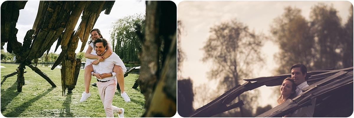 Solene & Alexandre - Hortillonnages romantique