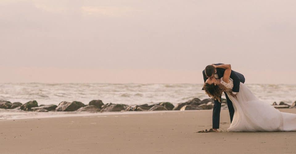 Morgane & Romain – Love on the Beach