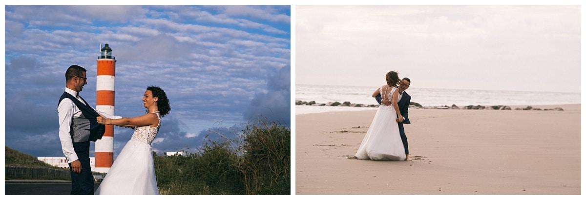 Morgane & Romain - Love on the Beach